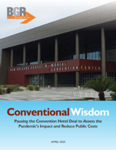 Conventional Wisdom report cover